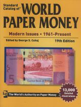 World Paper Money 1961-Present 19è Ed. 2013 Occasion