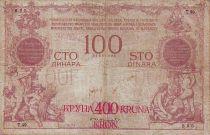 Yougoslavie 100 Dinara Chérubins