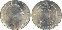 Yougoslavie 50 Dinara Pierre II de Yougoslavie - 1938