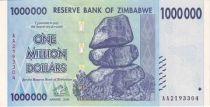 Zimbabwe 1 Million de $, Chiremba - Vaches - 2008