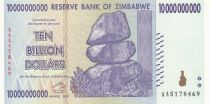 Zimbabwe 10 000 000 000 Dollars 2008 - Chiremba, Exploitation de minerai, barrage