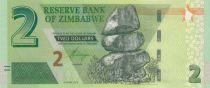 Zimbabwe 2 Dollars Chiremba - 2020 - UNC