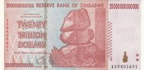 Zimbabwe 20 000 000 000 000 Dollars 2008 - Chiremba, Exploitation de minerai, Silos