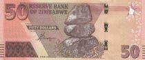 Zimbabwe 50 Dollars Chiremba - 2020 (2021) - Neuf