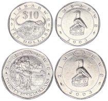 Zimbabwe ZWE.001 - 2003